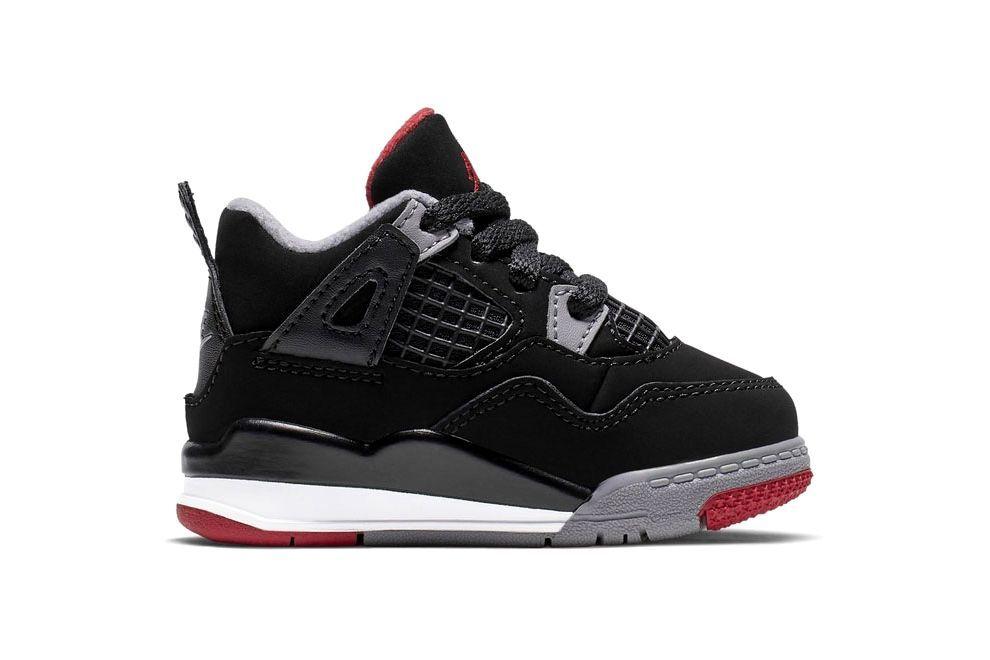 """Bred""配色童鞋再加码!Air Jordan 4细节全还原!"