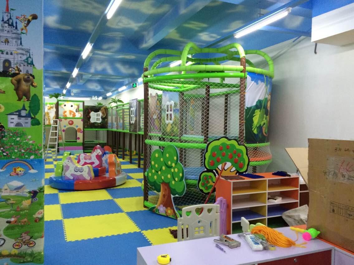 小型室内儿童乐园需要投资多少钱