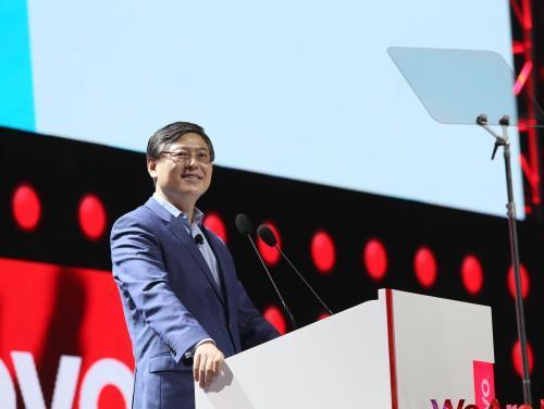 热点丨杨元庆:联想手机小目标 今年营收增长10亿美元