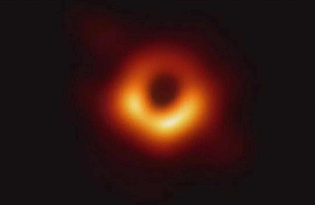 黑洞,原来你长这样