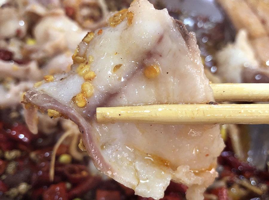 水煮黑鱼片刺儿也这么多吗?而且中份的完全不够吃啊!(图10)