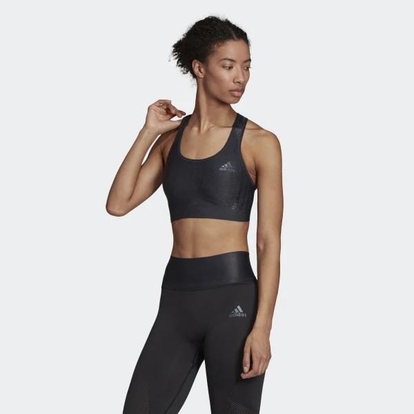 Primeknit也能穿上身?adidas把跑鞋的编织技术用在了运动内衣上