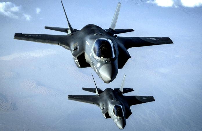 F35坠毁只是因为缺氧?美国对此束手无策:欲高价向中国引进
