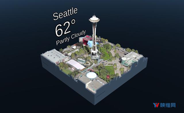 微软为AR/VR推出Maps SDK,助你轻松创建MR旅行探索体验