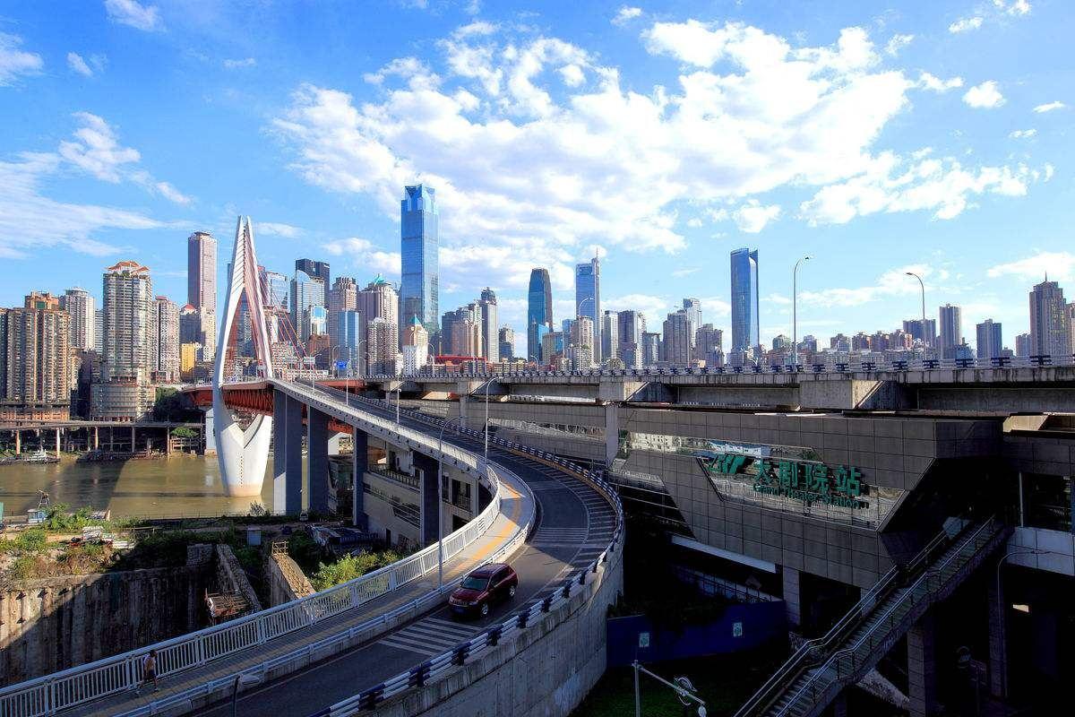 重庆市gdp_25省上半年GDP出炉 安防贡献多少