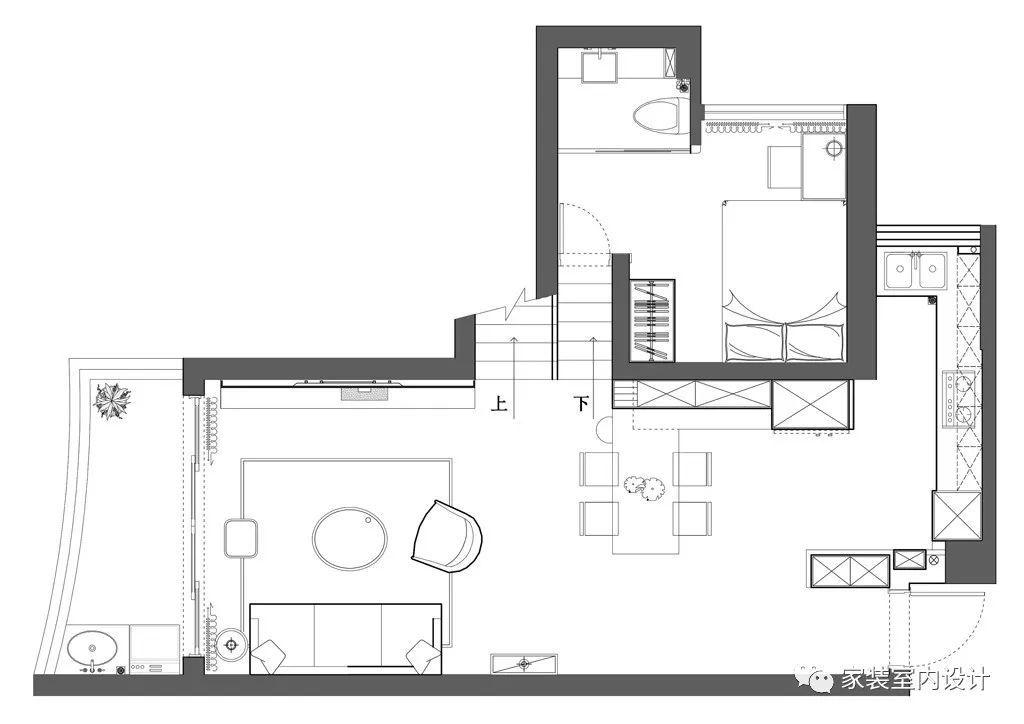 屋平面设计图