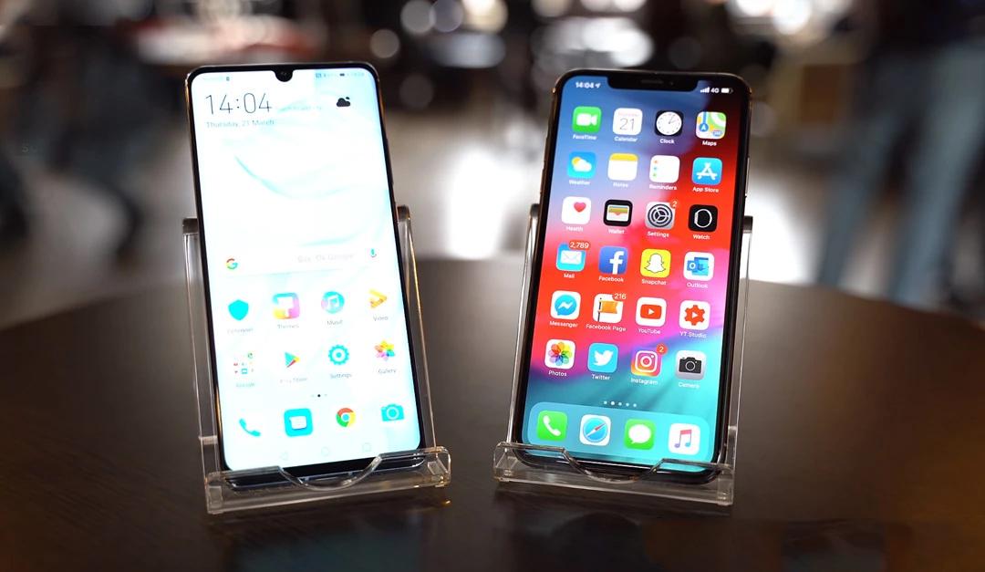 【手机】:8000元华为P30 Pro和iPhone XS哪款更值得入手?