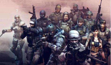 00后盘点最喜欢的FPS游戏穿越火线垫底CS没上榜,80后表示不服!