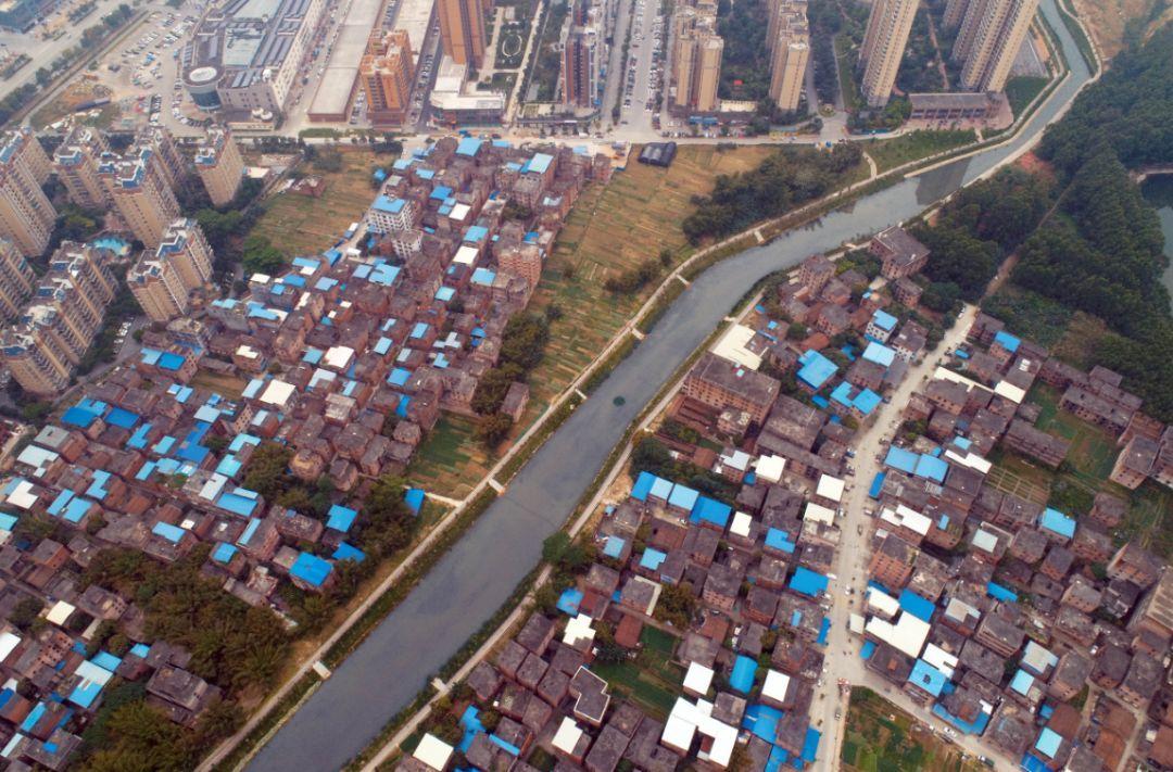 """【创造新时代""""清远经验""""】海仔大排坑城市建成区河段黑臭水体整治已完工"""
