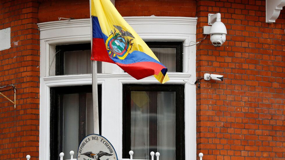 瑞典软件开发者厄瓜多尔机场被捕 疑似与阿桑奇保持密切关系