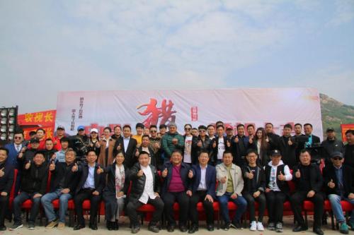 焦晓雨导演执导红色革命传奇电影《猎枪》在河南开机