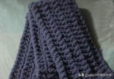 丝巾的十五种打法