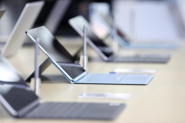 全新HUAWEI MateBook E:一款定义全时连接的二合一笔记本
