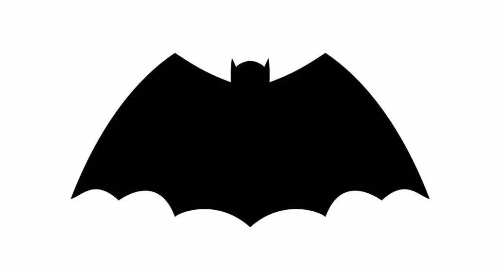 历代蝙蝠侠LOGO设计