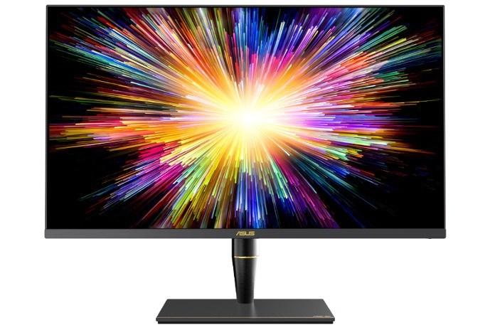 华硕发布小型27英寸版本ProArt PA27UCX,采用Mini LED背光设置屏,4K分辨率