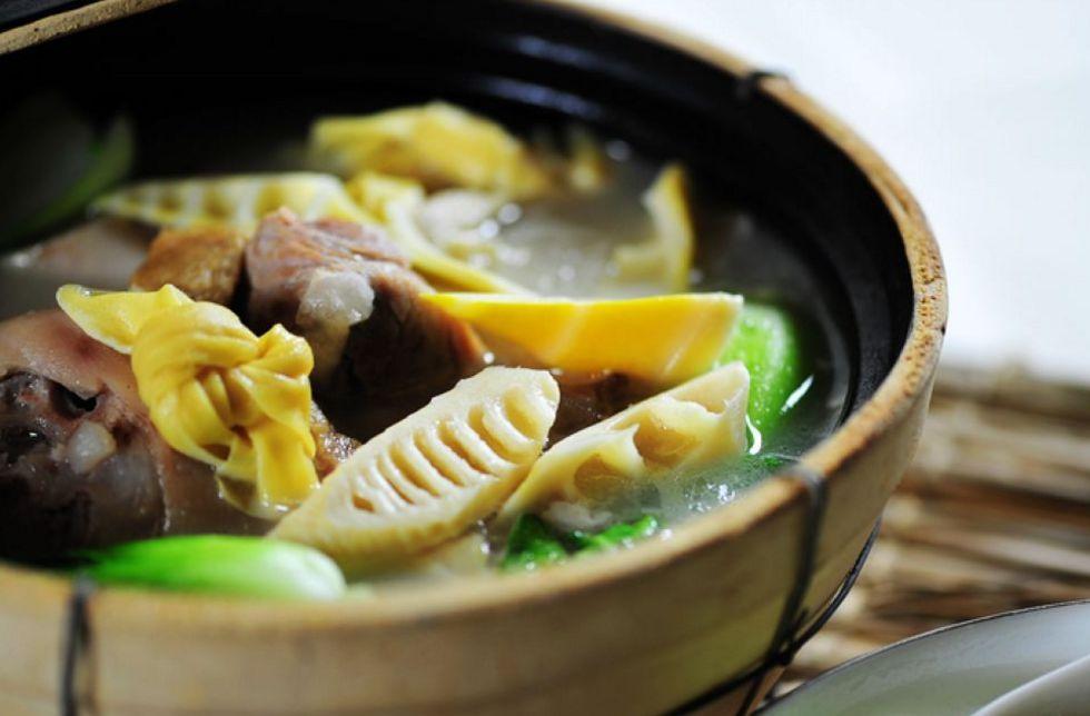 舌尖上的中国 推荐 一年只有20天才能吃到这种鲜嫩之味