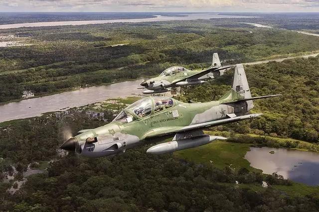 超級巨嘴鳥:來自亞馬遜雨林的當代活塞戰鬥機_飛機