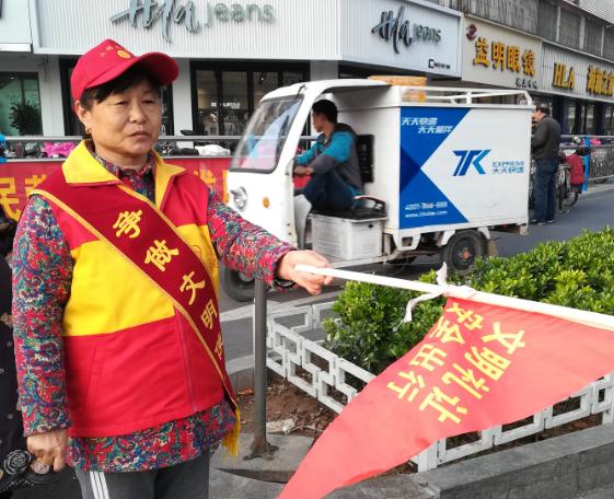 邢台市义工协会(启民义工)文明交通志愿劝导服务工作常态化纪实