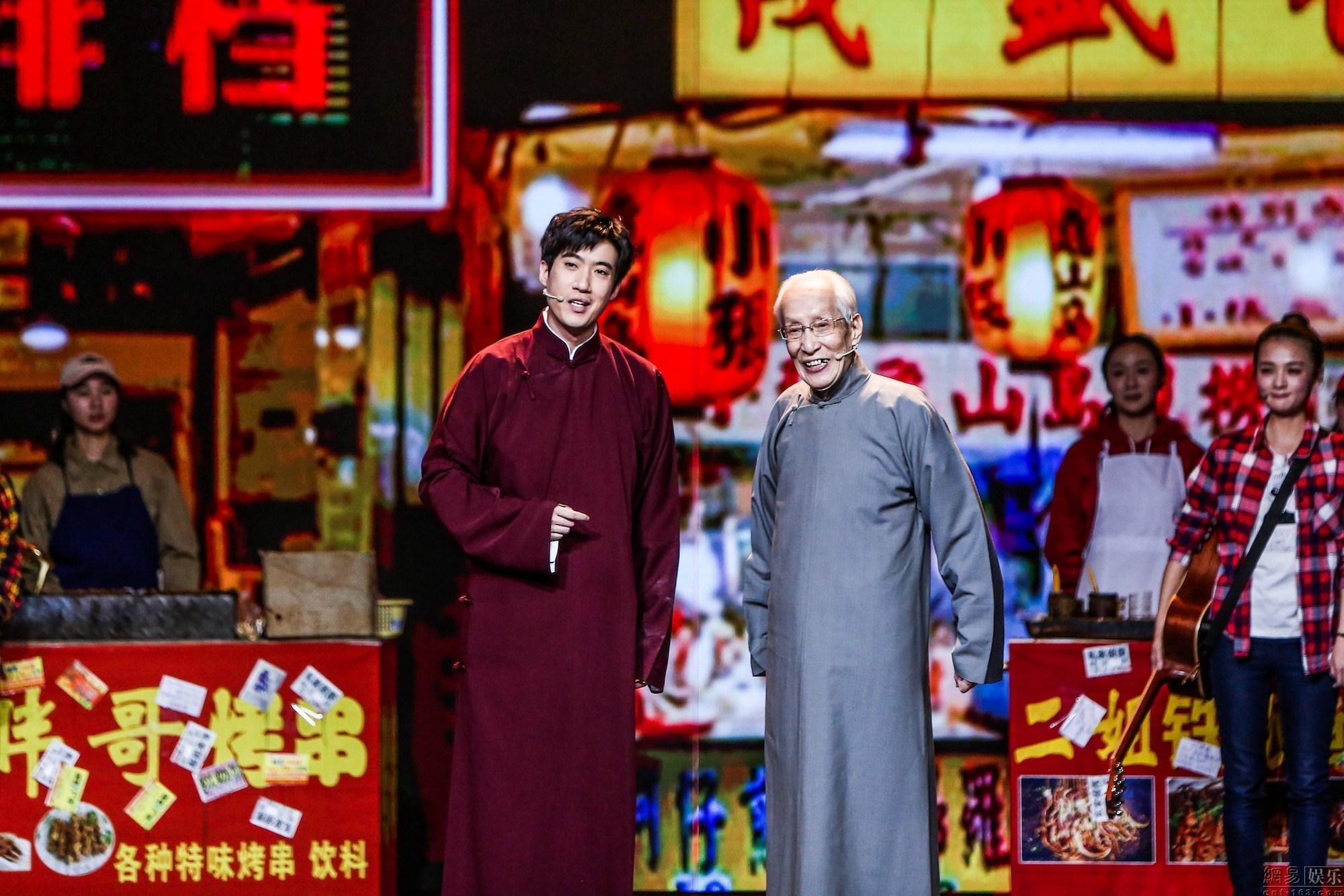 欢乐喜剧人第六季:白凯南版美猴王成功晋级,师父方清平鼎力助阵