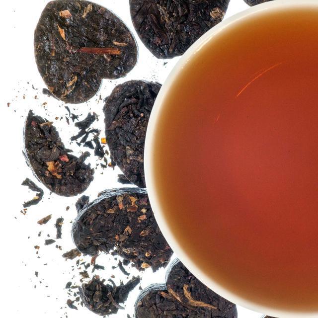 黑茶同普洱茶的五大不同点
