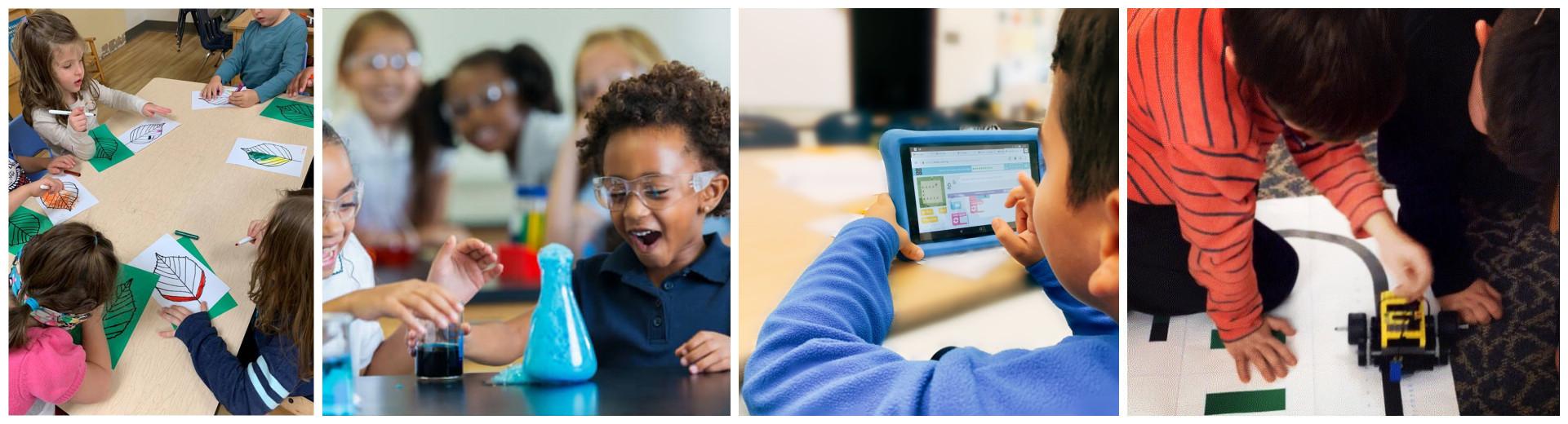 <b>美国STEAM教育第一品牌小迷科加盟机会</b>