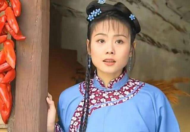 《还珠格格》播出了21年,柳红的扮演者却未能大红大紫
