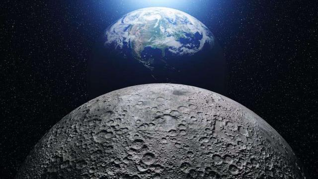 月球源于地球碰撞说再添新证据,我国科学家在月球陨石上有新发现