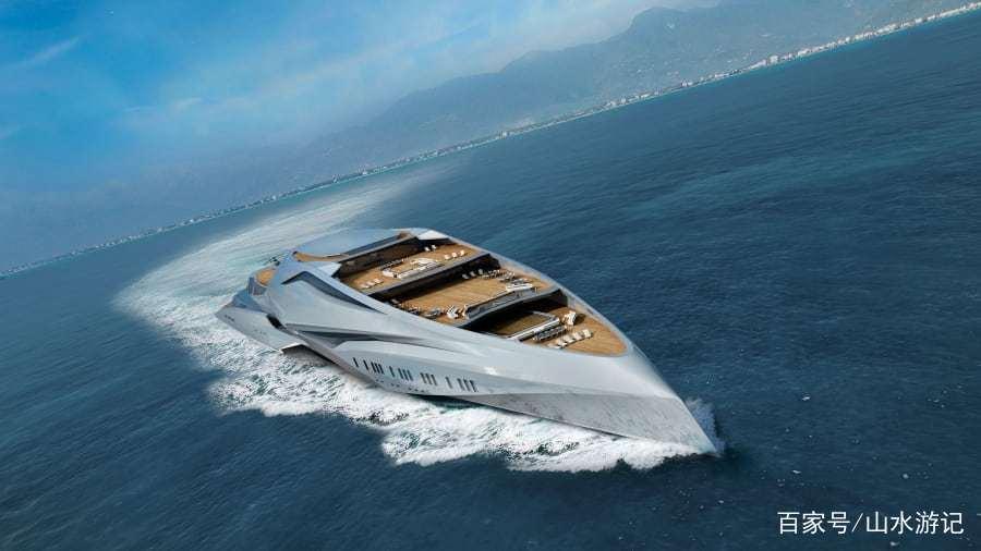 世界上最大的水上娱乐中心,即将超越全球最大的豪华游艇