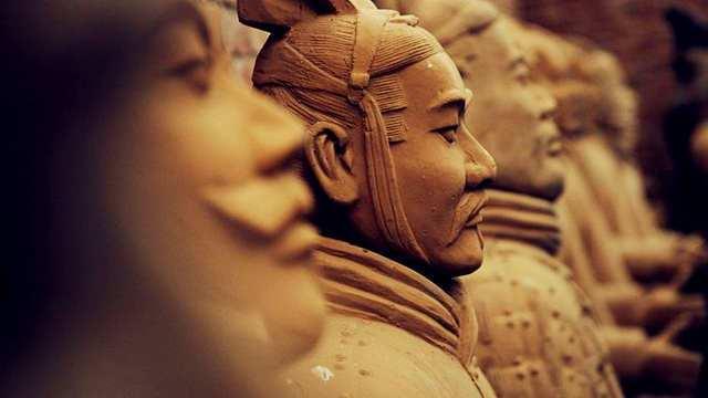 依法追责!兵马俑手指在美被盗案:陕西省文物交流中心表态