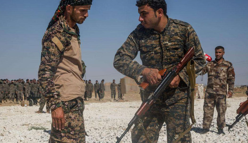 <b>局势反转!美头号盟军倒向叙利亚:大批石油源源不断流向大马士革</b>