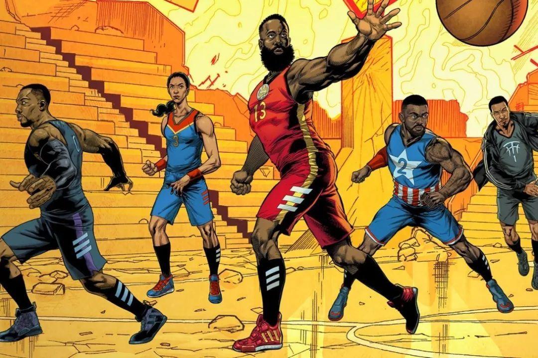 潮闻播报丨超级英雄跟 Adidas 会擦出什么样的火花?