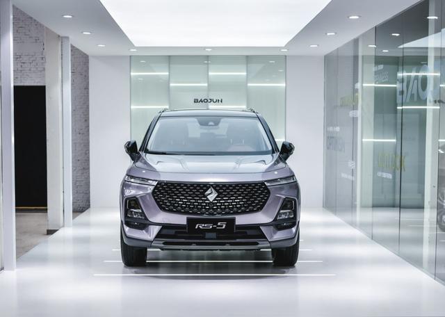 新宝骏首款全新SUV,搭配钻石标,更强!更科技!