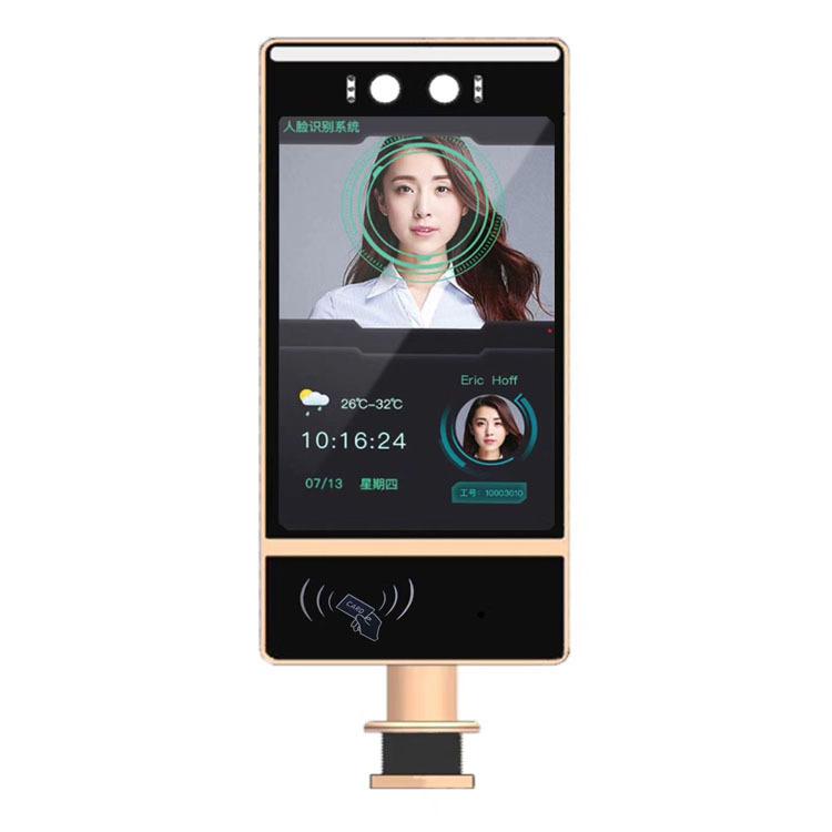 新的希望市场:智慧工地实名制-人脸通道闸机应用