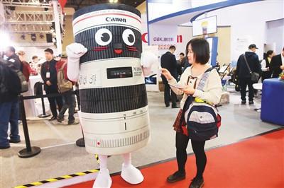 国际影像器材博览会在京举行