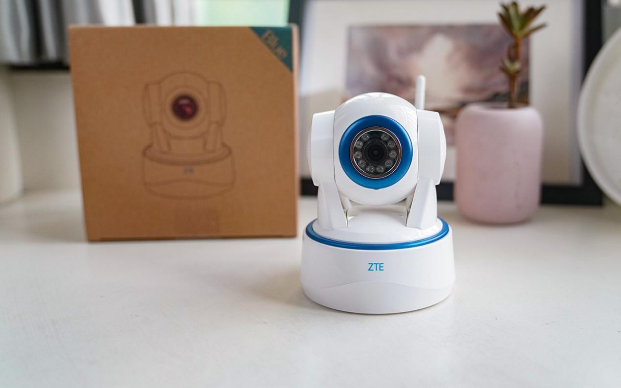 让家变得更安全,小兴看看智能监控摄像头评测