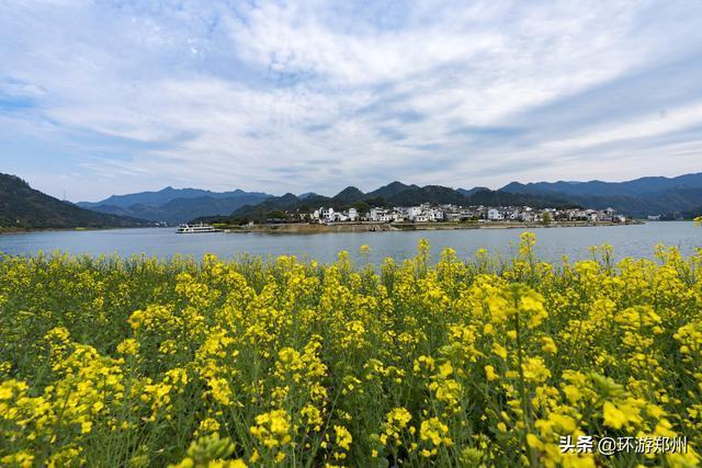 徽州歙县的这些古村落各个都美过婺源  游客不多 还不收门票!