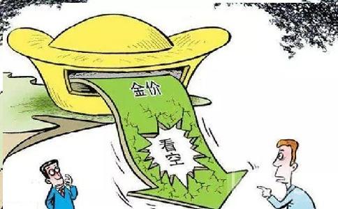曹向阳:黄金多空激战收获颇丰 空头弱势恐创新低