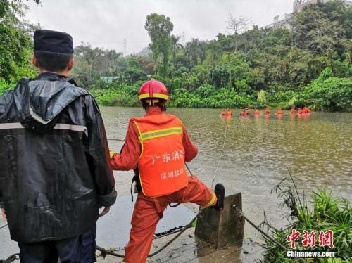 深圳暴雨最后1名失联者遗体被找到 共致11人遇难