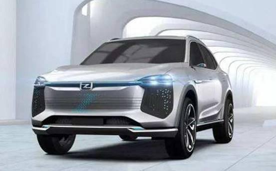 众泰新车将于上海车展首发 陌生感太吸引人了