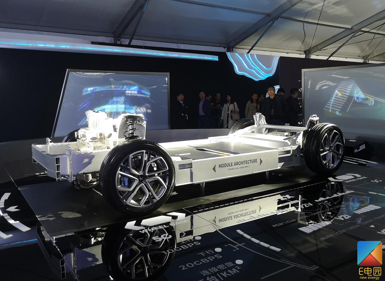 ARCFOX发布IMC架构 三款新车国内首次亮相(第1页) -