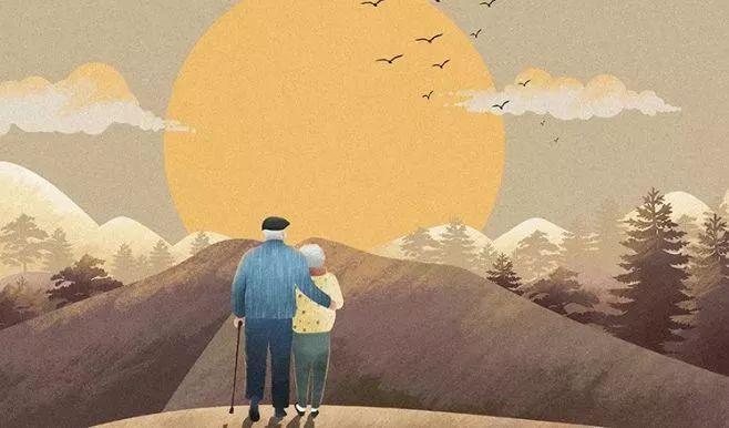 老了以后如何做夫妻,这篇文章感动了上亿人