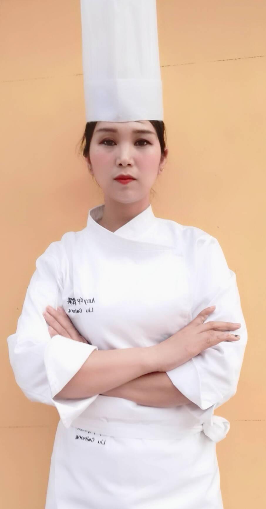 专访人物——美女主厨刘彩红