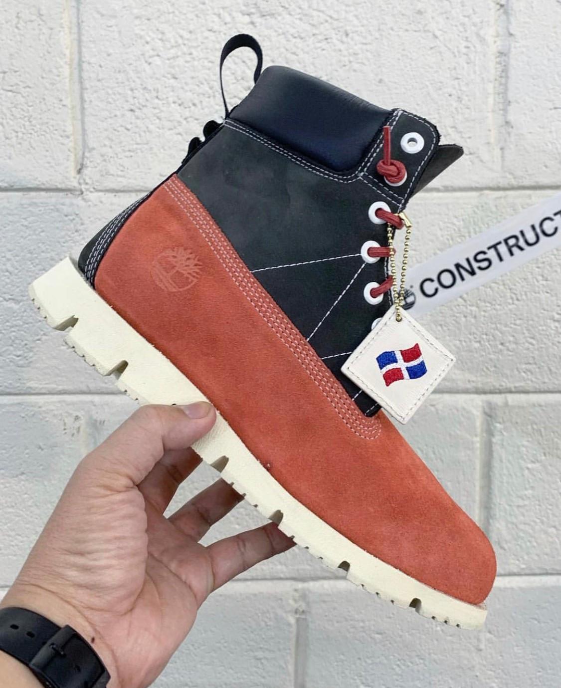 《完虐Supreme系列?? Jeff Staple和多个Timberland联手推出最佳鞋履首发!》