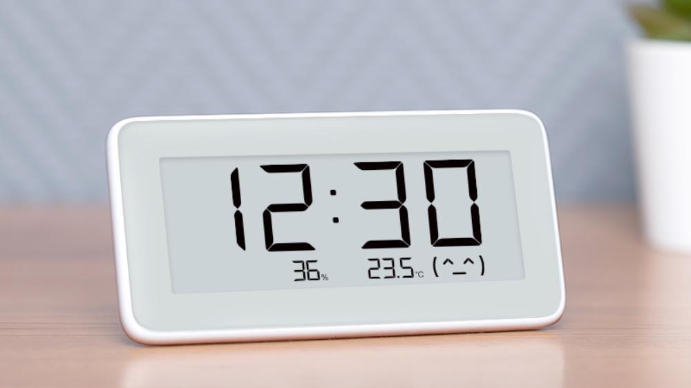 懂冷暖知干湿的电子表,您可以拥有!