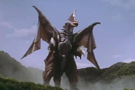 2、美尔巴   人气怪兽怎么能够少得了美尔巴,这是迪迦中出现的第二只怪兽.图片