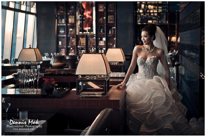 Dennis Mok的港式婚礼摄影