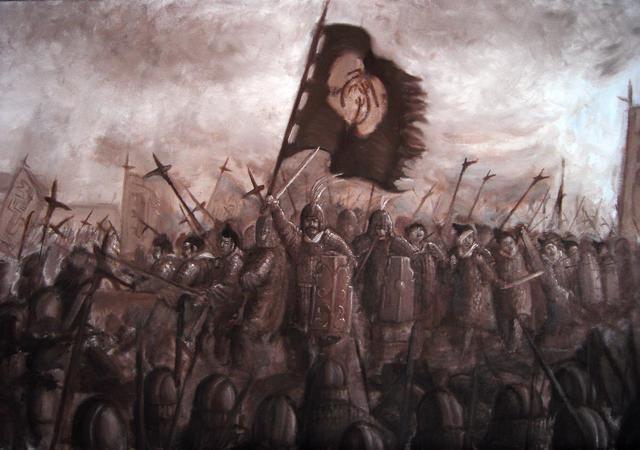 中国历史上最强的十大军队,在当时都是世界第一的军队