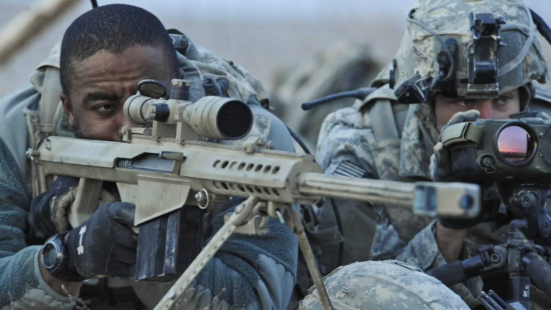 史上最強狙擊手!在戰爭中連續擊殺2746人,最終下場很慘_迪拉德約翰遜