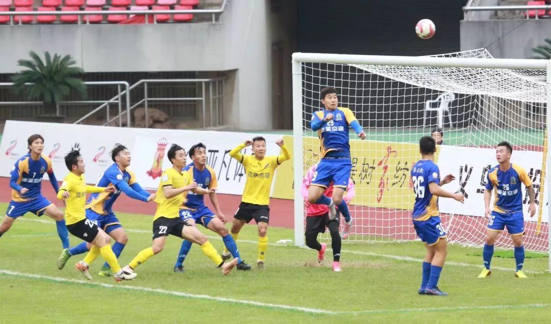 中乙联赛第五轮开打,拉萨城投0:1浙江义乌商城