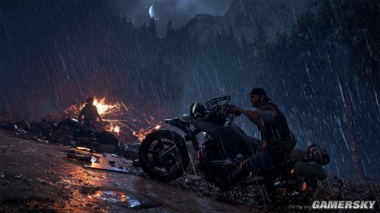 外媒披露《往日不再》提供首日补丁游戏容量为67GB